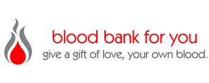 Bloodbank for you Logo