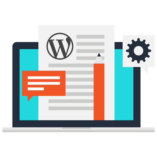 WordPress-website-icon