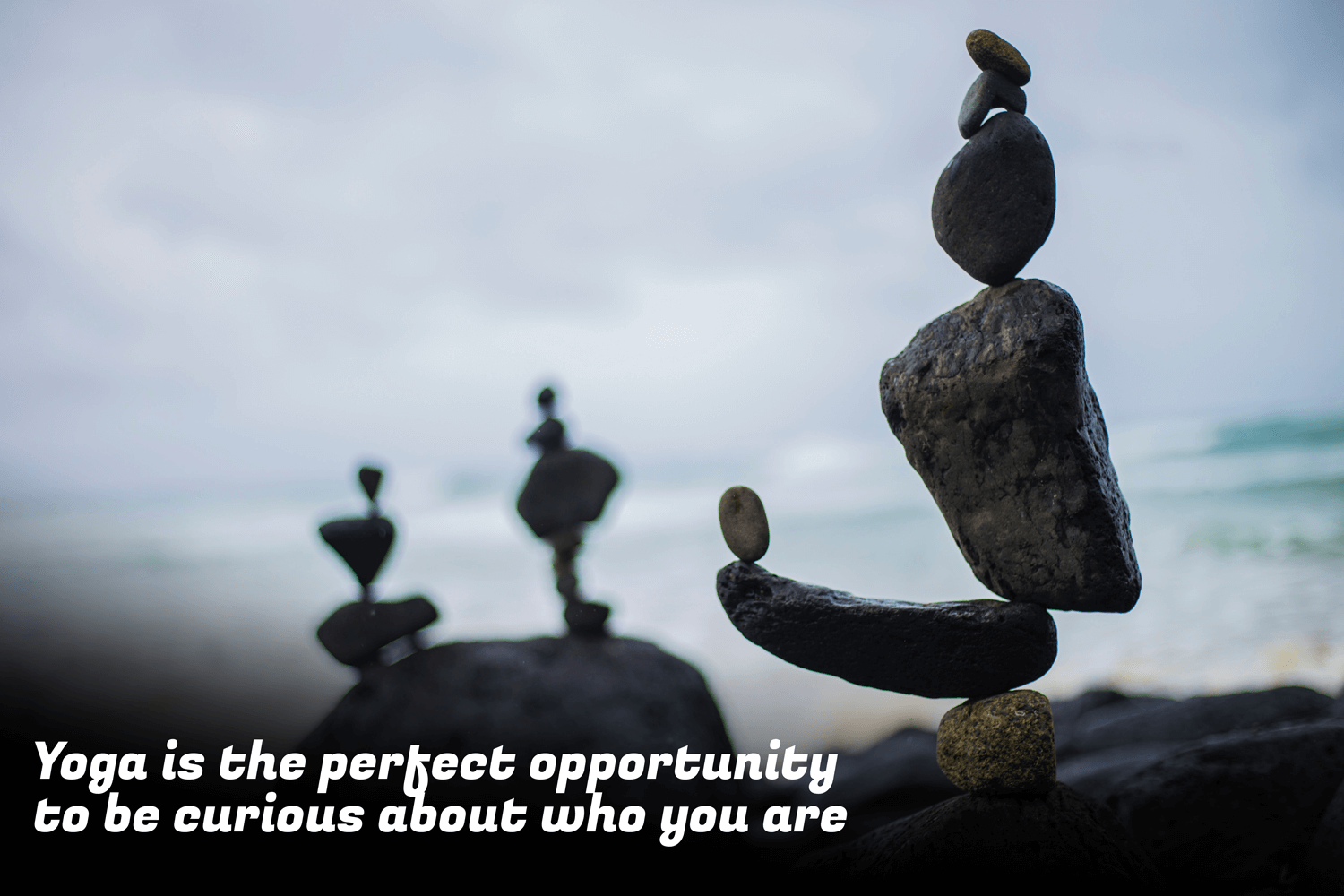 Yoga is the perfect opportunity to be curious about who you are Yoga Quotes Inspiration